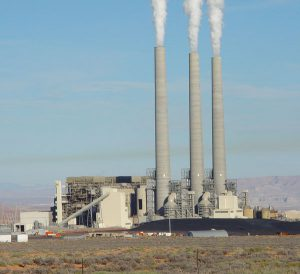 four primary types of power generation; thermal, hydroelectric, nuclear and gas fired