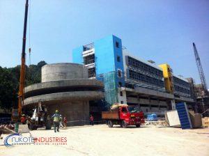Hồ sơ công trình BBraun Malaysia