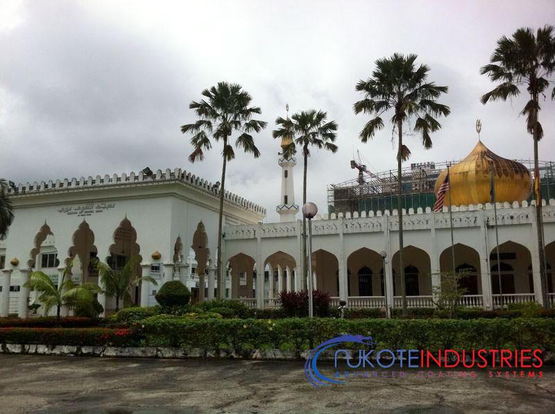 Masjid At-Taqwa Miri, Malaysia