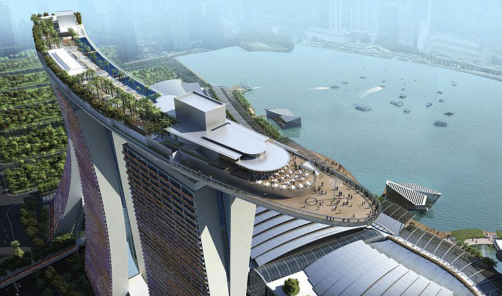 Marina Bay Sands Resort Singapore